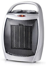 Andily Electric Space Heater for Home and Office Ceramic Small 1500W