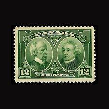 Canada. Laurier & Macdonald. 1927. Scott 147. MLH (BI#24)