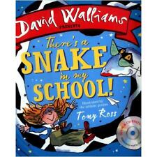 There's a Snake in My School! by David Walliams, Tony Ross (illustrator)