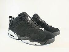 size 40 5664c 488ad Nike Air Jordan retro 6 black and chrome Low og vtg size 9.5 near deadstock  vnds