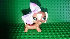 Littlest Pet Shop Genuine Hasbro Dachshund Dog 1631 LPS
