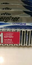 144ct AA Energizer Lithium Batteries