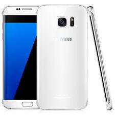 COVER Custodia Rigida TRASPARENTE Sottile Hard CASE per Samsung Galaxy S7 EDGE