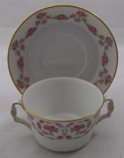 Villeroy & and Boch Heinrich Hochst HELENA soup bowl and saucer NEW