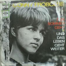 "7"" 1965 ! CONNY FROBOESS : Der Sommer geht // VG+ \"