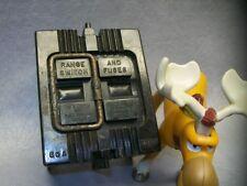 Vintage 60 amp Range Fuse Holder Pull Out Lid 250 v
