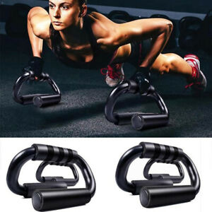 1 Pair Push Up Bars Stand Foam Handle Exercise Shoulder Chest Muscle Training