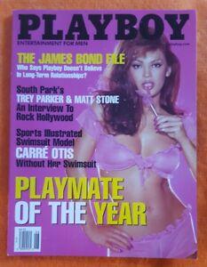 PLAYBOY MEN'S MAGAZINE JUNE 2000 SHANNON STEWART TREY PARKER MATT STONE SOUTH PK