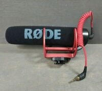 Rode VideoMic GO Handheld Wired - 3.5 mm Professional Microphone - Nice!