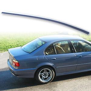 Fyralip Painted Rear Trunk Lip Spoiler For BMW E39 5-Series 96-03 Steel Blue 372