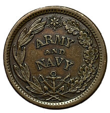 1863 Cwt Civil War The Flag Of Our Nation- Army Navy Au