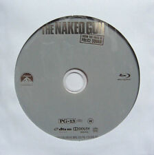 THE NAKED GUN: FROM THE FILES OF POLICE SQUAD! BLU-RAY DISC ONLY NO CASE 1988
