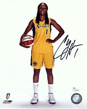 Chamique Holdsclaw Signed Autographed 8X10 Photo Sparks Pose with Ball Jsa