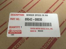Genuine OEM Toyota 89542-08030 ABS Front Right Speed Sensor 2004-2010 Sienna