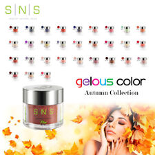 SNS Nail Dipping Powder Autumn AC Collection *Choose any color*