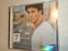 """""""SEVEN""""  FROM ENRIQUE IGLESIAS..MUSIC CD..IN TOP COND"""