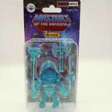 Loyal Subjects Skeletor Clear Blue SDCC MASTERS OF THE UNIVERSE Action Vinyl