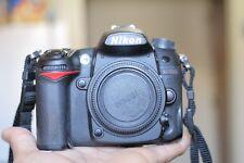 EXCELLENT Nikon D D7000 16.2MP Digital SLR Camera - Black (Body Only) and Tripod