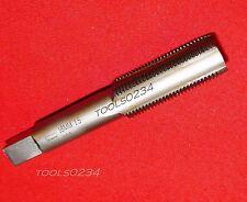 M18 X 1.5 Metric 18MM Carbon Steel Plug Tap 4FL USA Made 1.50 RH Irwin 1759 ZR