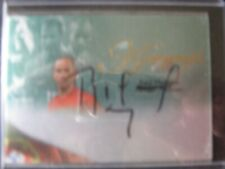 RAUL MEIRELES 2012 Futera AUTO Autograph 43/60 Portugal