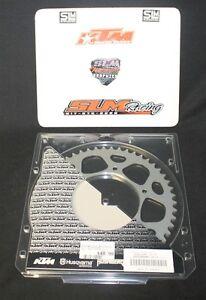 KTM Chain Set kettenkit Duke RC 125 Stealth Chain 520 HX extra reinforced 14//45