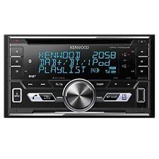 Kenwood Electronics Dpx-7100dab Zwart autoradio