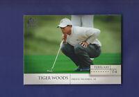 Tiger Woods 2004 Upper Deck SP Signature Golf  #29