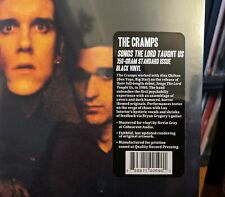 The Cramps - Songs the Lord Taught Us, 150g Vinyl LP, Drastic Plastic 2020 NEW