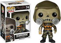 Funko Pop (NEW) Scarecrow #74 (Arkham Knight)
