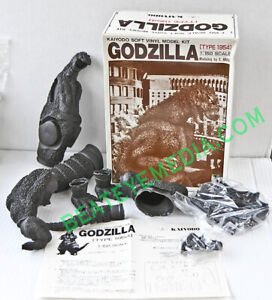 BILLIKEN-Godzilla-TOY-TOYS-MODEL KIT,COMIC,Monsters,GARAGE KIT,MONSTER,Kaiyodo