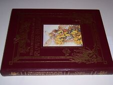 Easton Press Complete Book of the FLOWER FAIRIES by Cicely Mary Barker