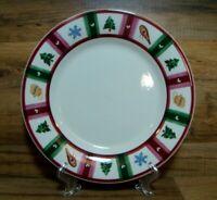 "PFALTZGRAFF - POLAR SNOW BEAR - CHRISTMAS HOLIDAY 11"" DINNER PLATES - MORE AVAIL"