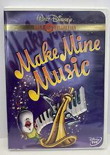 Make Mine Music Walt Disney DVD 2000 1946 Gold Classic Collection Animation