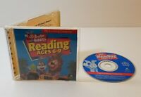 Reader Rabbit Reading PC CD-Rom Windows Ages 6-9 Children Kids Educational Game