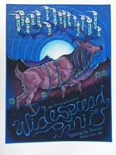 Widespread Panic Oct 23-25, 2015 Poster Milwaukee Wi Signed & Numbered #/45 A/E
