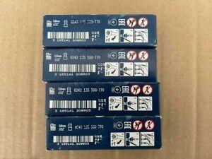 4 X Genuine Bosch Spark Plug XR7LDC  0242135500
