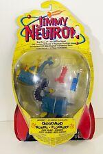 Jimmy Neutron Goodard Mattel (Brand New Sealed)