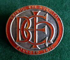 More details for rare bristol eye hospital nurses nursing badge in excellent condition
