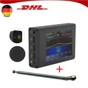"50KHz-200MHz SDR Malachite Shortwave Radio Receiver 3.5"" TFT Touch with Antenna"