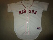 Boston Red Sox #37 MLB Rawlings Game Issued Baseball Jersey 46