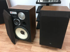JBL L112 Speakers in Excellent Condition with Stands w/ Close Serial Numbers