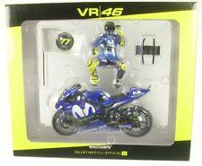 Valentino Rossi Yamaha Yzr-m1 #46 3rd MotoGP Catalogne 2018 1 12 Minichamps