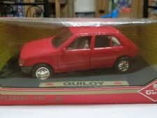 Guiloy 64526 Peugeot 205 GT - Mint in Box - 1/24 Scale - Spain
