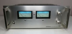 PIONEER SPEC 2 POWERED AMPLIFIER + HANDELS WORKS PERFECT SERVICED FULLY RECAPPED