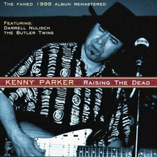 Kenny Parker : Raise the Dead CD Remastered Album (2014) ***NEW*** Amazing Value