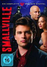 Smallville - Die komplette Staffel 6 (6 DVD Box) NEU