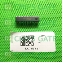 1PCS SANYO LC75342 DIP Integrated Circuit