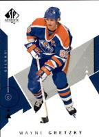 2018-19 SP Authentic Hockey #99 Wayne Gretzky