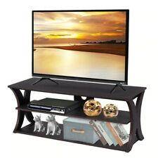 TV Entertainment Stand 3 Tier 50 Inch TV Stand