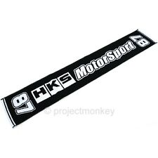 HKS 51007-AK249 HKS Goods 87 Motorsport Graphics Sports Towel Genuine JDM